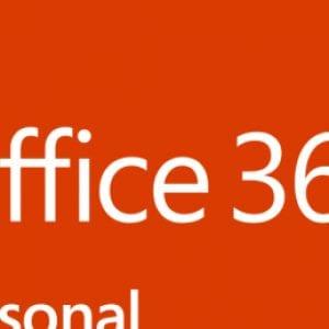 Microsoft Office 365 Personal, 1 år, Win/Mac, DK 1license