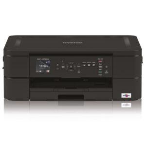 Brother DCP-J572DW, Inkjet, 1200 x 6000 dpi, 100 ark, A4, Direkte print, Sort